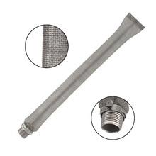 12 дюймов 30 см нержавеющая сталь Bazooka экран 1/2 ''NPT для домашнего пивоварения чайник или Mash Tun/сетчатый фильтр