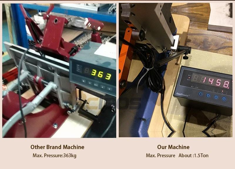 YT-150 RCIDOS Business card Manual Letterpress,name card  Printer,Certificate/bookmark/Wedding meeting/invitations printing machine