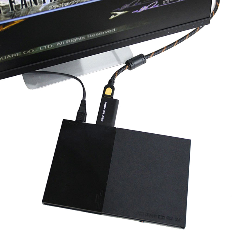 ps2 to hdmi 1080p