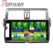 "Topnavi 10.1 ""Quad Core Android 6.0 car GPS navegación para Toyota parado 2014 Radios estereofonia audio de las multimedias sin DVD"