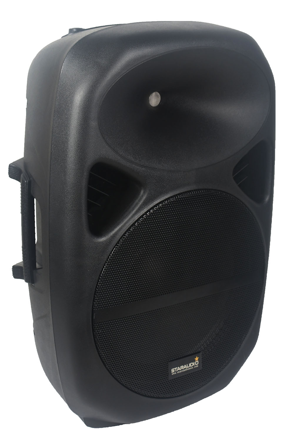 disco 15 2500w powered pa dj party speakers with bt sd card usb mp3 player for school play