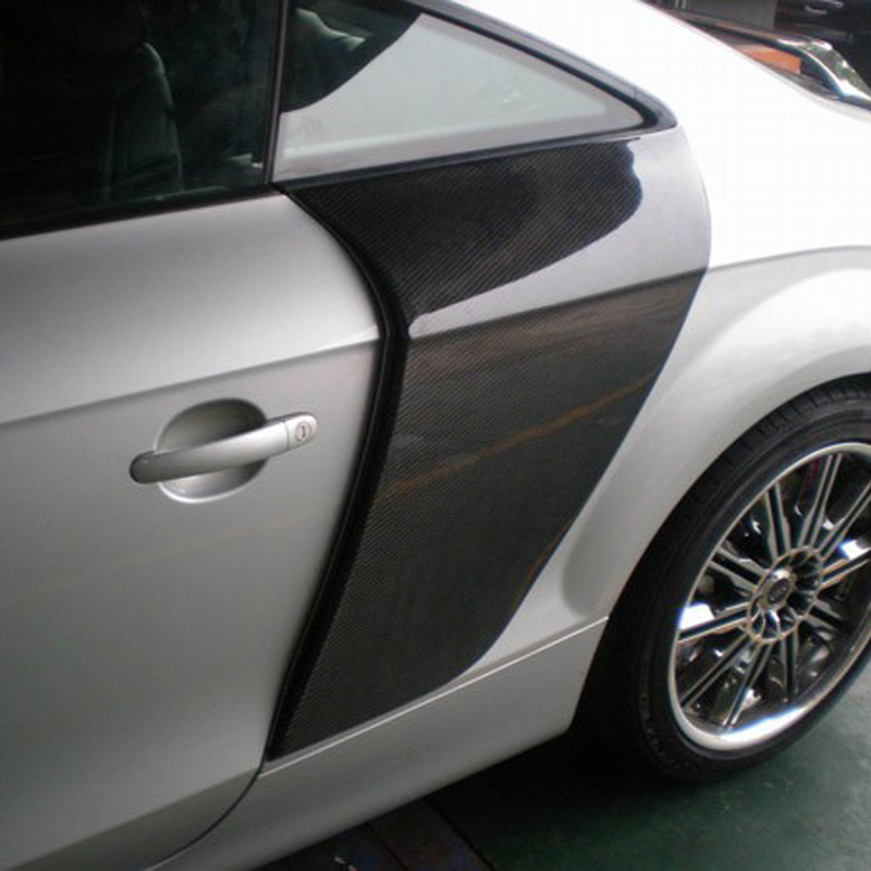 R8 Style For Audi TT 8J Carbon Fiber Side Door Blade Fender 2008~2013-in Body Kits from Automobiles \u0026 Motorcycles on Aliexpress.com | Alibaba Group & R8 Style For Audi TT 8J Carbon Fiber Side Door Blade Fender 2008 ...