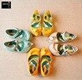 2016 Venta Nuevo Verano Mini Melissa Sandalias Niños Chicas Dulces zapatos de Los Niños DEL PVC Jalea Sandalia de La Muchacha Calzado EU 24-29 4 Color