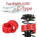 Jinke 1 пара передний амортизатор SEBS размер-C бампер Подушка амортизатор пружинный буфер для BMW 528li