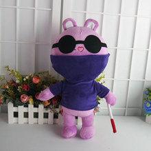 Счастливое дерево друзья плюшевые куклы аниме HTF крот плюшевые игрушки 40 см мягкая подушка Высокое качество для подарка Бесплатная доставк...