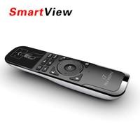 Orijinal Rii Mini i7 2.4G Kablosuz mini Oyun Fly Air Fare Uzaktan Smart TV Android TV Box için kontrol X360 PS3 PC Set top kutu