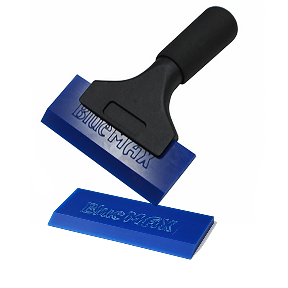 EHDIS Car Wrap Ice Scraper Squeegee With BlueMAX Blade Auto Foil Vinyl Film Sticker Wrapping Accessories Window Tint Tools Kit-in Scraper from Automobiles & Motorcycles