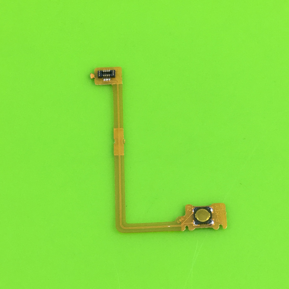 On/ Off Switch Button with Flex Cable Replacement for Nintendo for New 3DS Game Console
