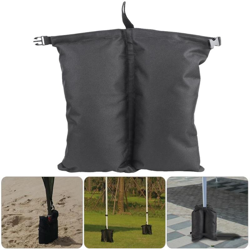 Portable Outdoor Camping Tent Fixed Sandbags Leg Weights Fixing Bag for camping Tent Feet Pegs Practical Sand Bag