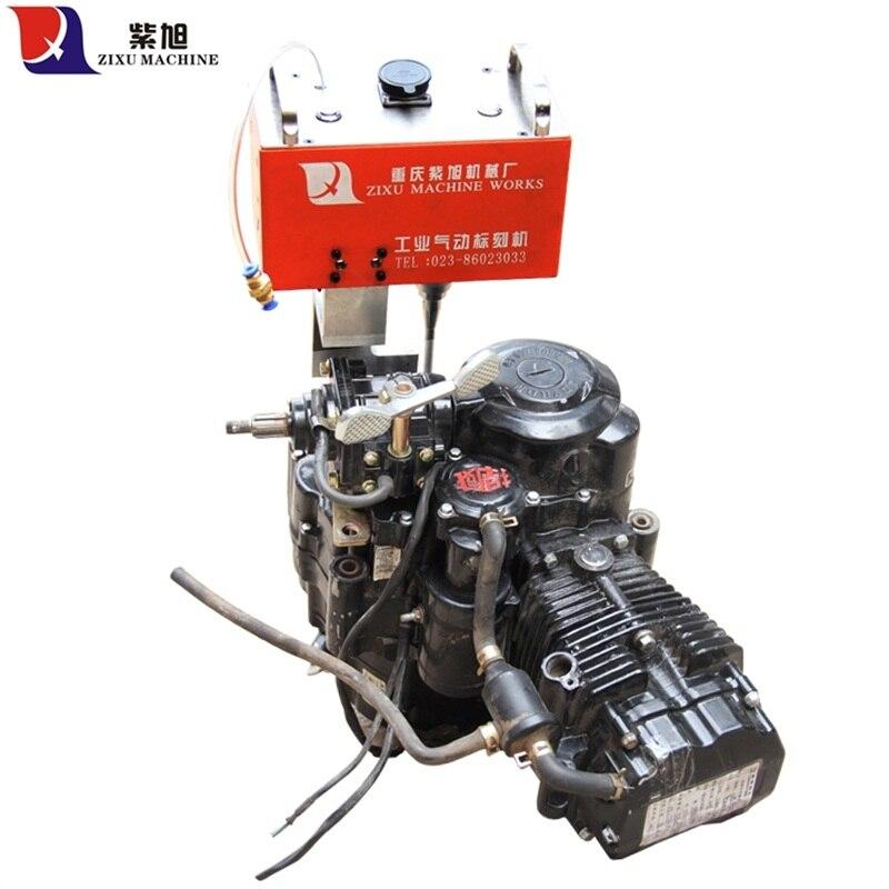 Thorx6 110v 220v  Mini Cnc Metal Engraver Portable Pneumatic Marking Machine title=