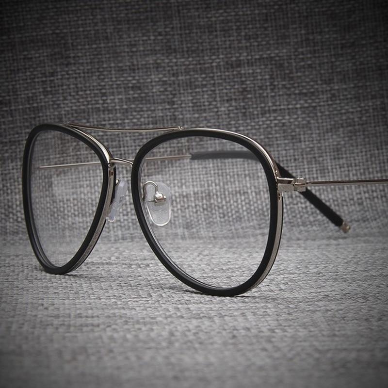 Neue TR90 Brillengestell Brillen Rahmen Männer Marke Nerd Klarglas - Bekleidungszubehör - Foto 6