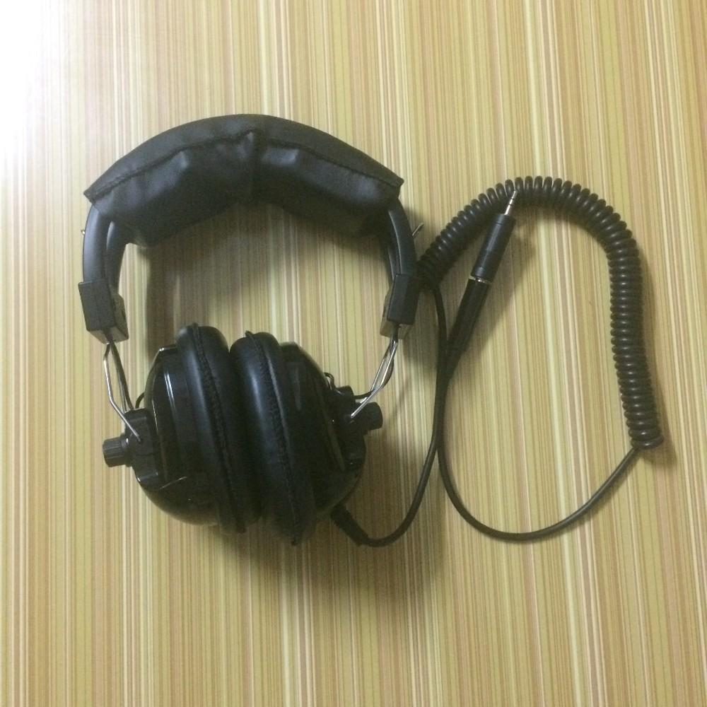 underground metal detector Dedicated Headphone gold silver finder special headphone