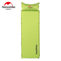 Naturehike Camping Mat Egg Shape NH Hiking Mat Automatic Inflatable Outdoor Mattress Portable Sleeping Pad