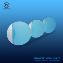 Metal Plate Disk iron Sheet For Xiaomi Magnet Mobile Cell Phone Holder For Magnetic Car Air Vent Mount Phone Stand Mount Support metal plate magnetic disk for car phone holder accessories stand magnetic plate stainless iron sheet for magnet phone support