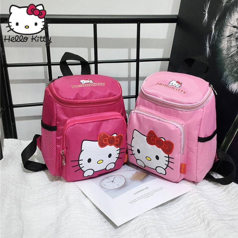 Baby Shark Backpack Pink Mommy Plush Cartoon Children Kids School Free Shipping
