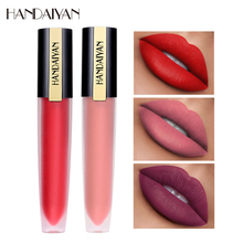 Makeup Lipstick Velvet Nude Color Lip Gloss Waterproof Liquid Matte Long Lasting Cosmetics Women