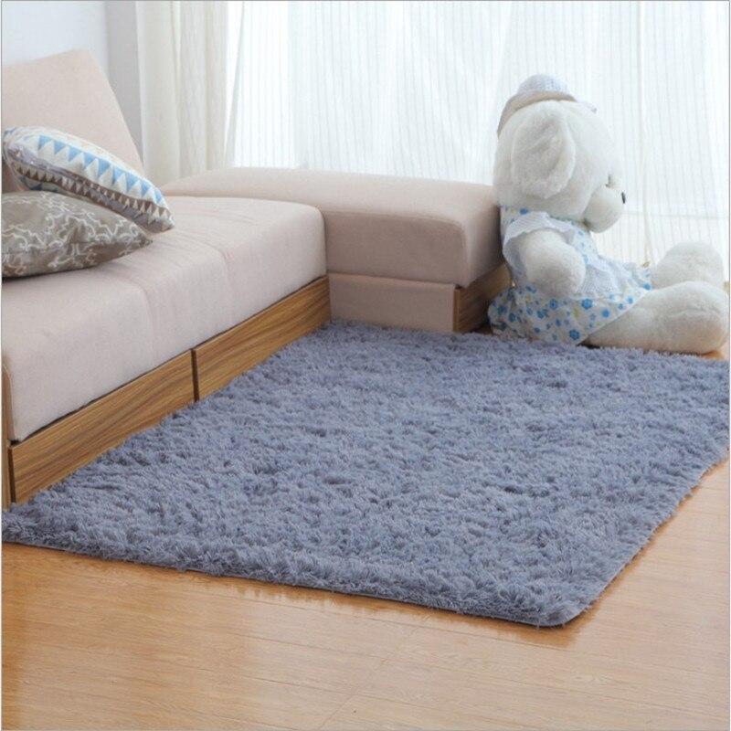 Livraison gratuite tapis de soie chambre lit tapis 100*160 cm