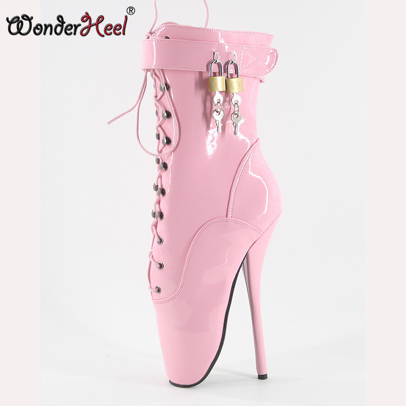 Wonderheel on sale ballet ankle boots 7