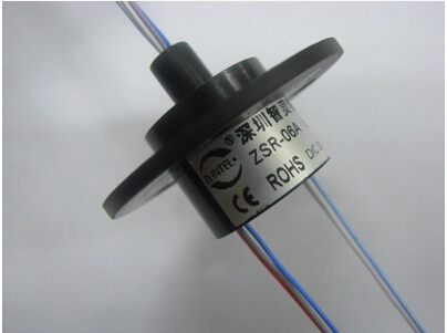 2PCS LOT 6 channel 2A diameter 22 mm slip ring free shipping