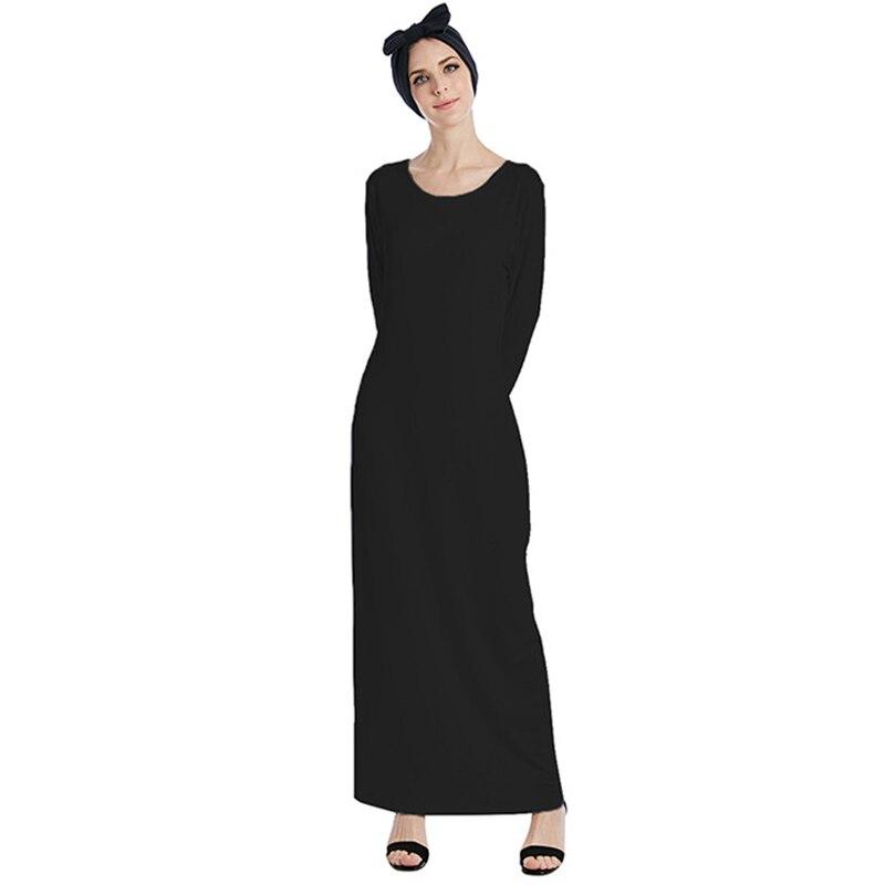 Robe Muslims Longue Vestidos Longo Women Abaya Muslim Women's Abaya