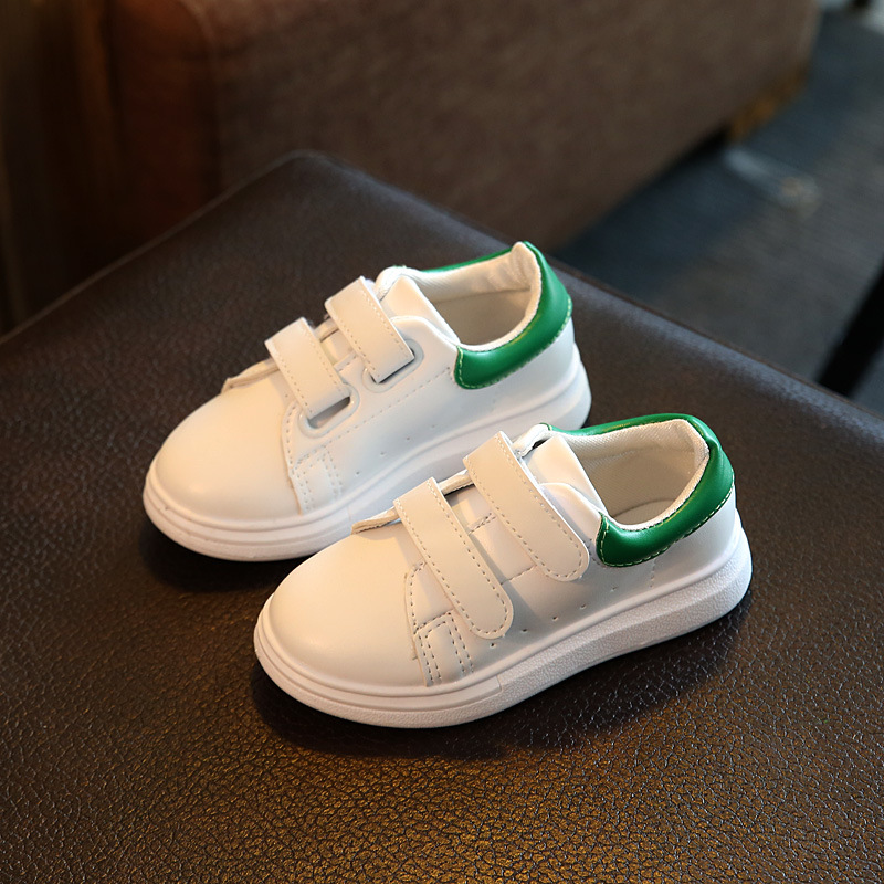 New Spring Student Big Children Casual Shoes For Kids Teenagers Toddler Girls Boys White Sneakers Shoes in School 1-15 years 27