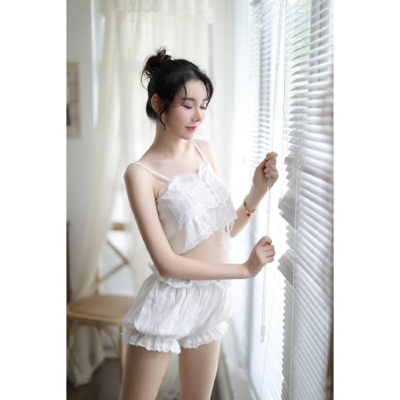 <font><b>Sexy</b></font> <font><b>Lingerie</b></font> for <font><b>Women</b></font> Home Erotic Costumes <font><b>Babydoll</b></font> Pure <font><b>white</b></font> Sleepwear Underwear Big Siz nightwear <font><b>dress</b></font> cute <font><b>lingerie</b></font> set image