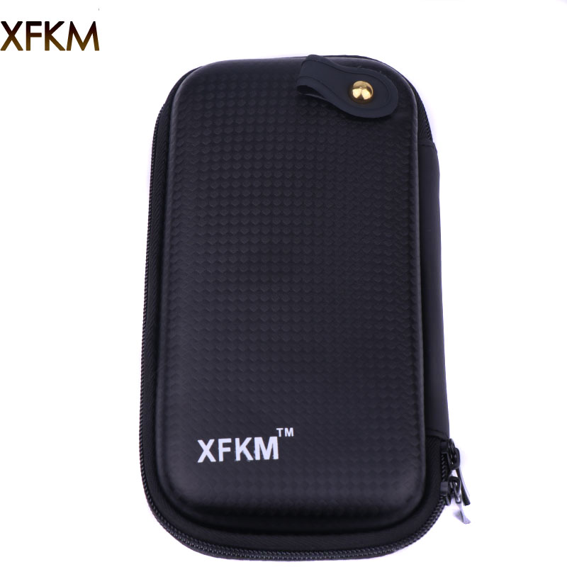 XFKM X6 Zipper Case Bags Dual Ego X6 Bag For Box Mod RDA RBA Vaporizer Coil Jig Vape Pliers E Cigarette Accessory