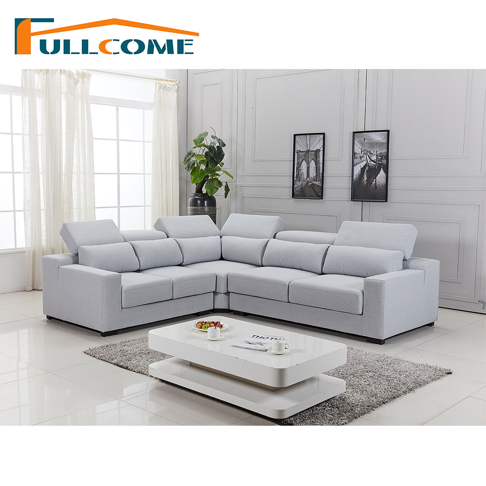 China Home Furniture Modern Leather Scandinavian Sofa Love Seat Chair Set Living Room Fabric Functional In Sofas From