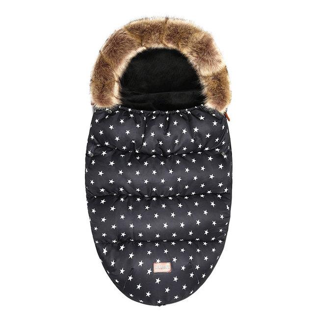 Baby Stroller Sleeping Bag Winter Warm Sleepsack