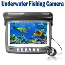 Buz Sualtı Balık Bulucu Video Kamera Balıkçılık Kayıt DVR IR Gece Görüş 15 m Kablo ile TF Kart Desteği