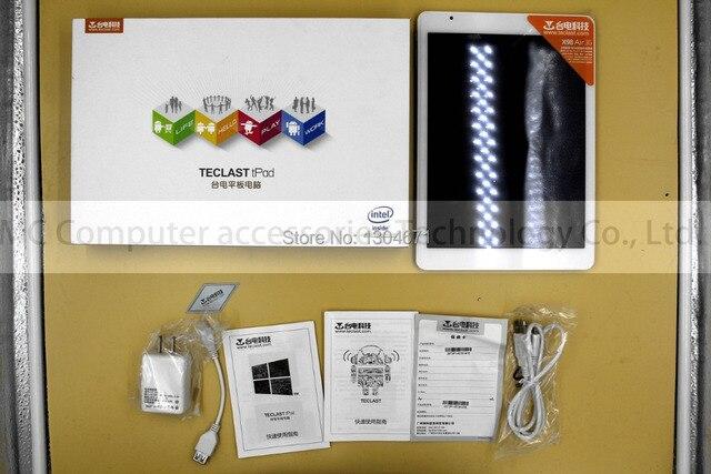 """New arrival in Stock 9.7 """"Teclast X98 Air 3 Gam hệ thống Kép Tablet PC 2.16 GHz Retina Màn Hình 2048x1536 2 GB RAM 32 GB Cuộc Gọi Điện Thoại"""