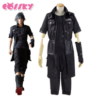 Final Fantasy XV Noctis Lucis Caelum Cosplay Costume FF15 Noct Man Suits Outfit Custom Made Any
