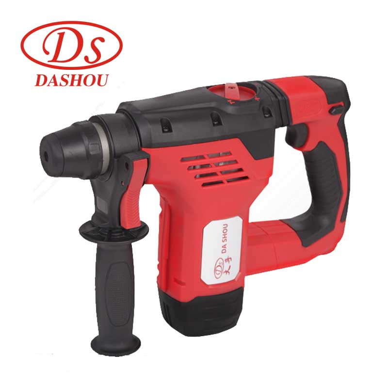 DS  Power Tools 30mm DS-30E Electric Rotary Hammer Flat drill Drill Industrial Grade Household 900w 1pc