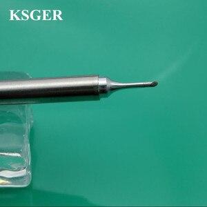 Image 4 - KSGER Saldatura Elettronica di Ferro 220v 70W T12  BC1 T12 BC3 JL02 C08 Saldatura Punte di Ferro Saldatura Suggerimento Per FX9501 Stazione di Saldatura