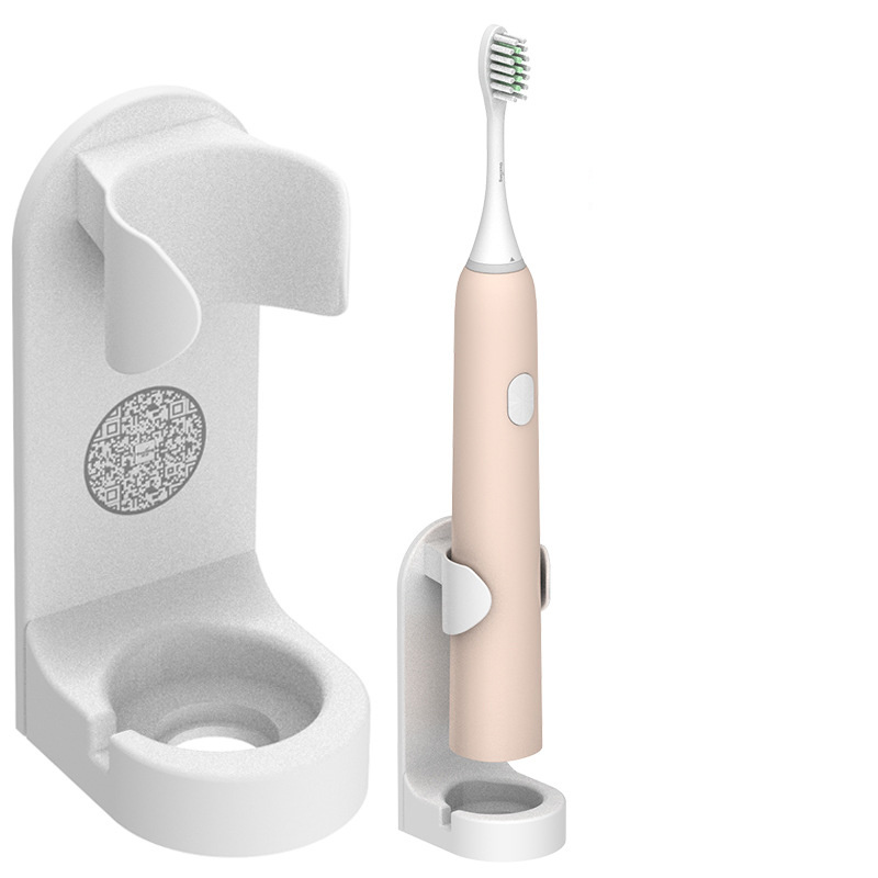 Wall Mounted Electric Toothbrush Holder Electric Toothbrush Storage Rack Toothbrushs Suction Stand Bathroom Accessories Tool image