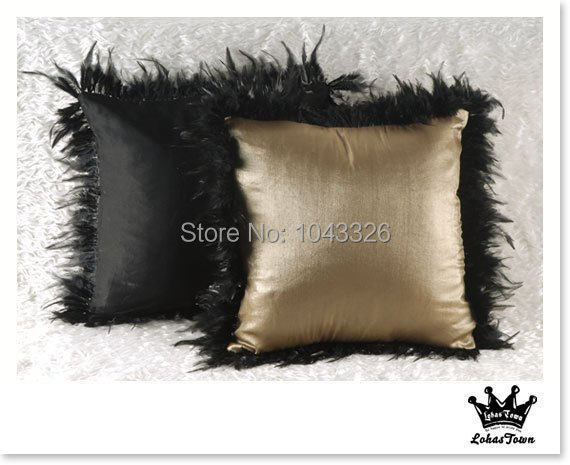 Wholsale! 1PCS Luxury European style Velvet pillow cover pillow cushion Home decoration sofa cushions Car Cushion 45cm*45cm