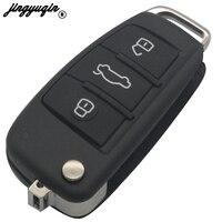 Jingyuqin 3 кнопки KD B12-4 Чехол для автомобильного ключа для KD900/KD900 +/URG200 ключевой программист серии B пульт дистанционного управления