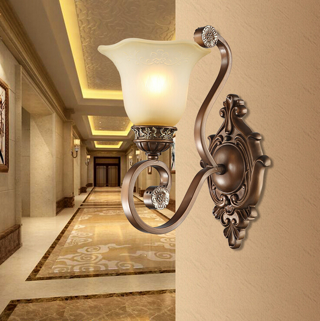 Bathroom Lighting Europe free shipping europe sconce wall lamps genuine modern wall lights
