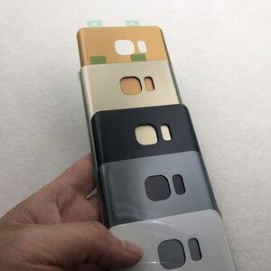 Image 3 - Pour Samsung Galaxy Note 5 N920 N920F SM N920F cadre moyen note5 N9200 couverture arrière boîtier complet écran avant lentille en verre + outil