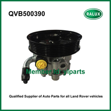 QVB500390 Car Power Steering Pump 4.4L V8 Petrol for LR3 2005-2009 / Range Rover Sport 2005-2009 auto power turning parts supply