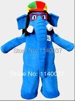 No 1 MASCOT Elephant Mascot Costume Custom Fancy Costume Anime Cosplay Mascotte Theme Fancy Dress Carnival