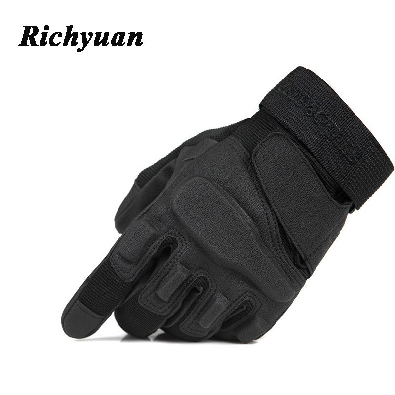 REX 391 Full finger gloves with lining Weather unisex Mens Warm Cold Leather
