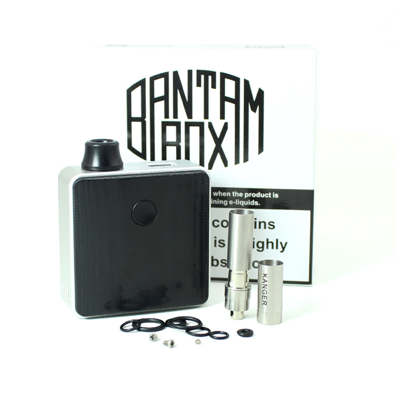 Originall SXK Bantam коробка мод 30 Вт 5 мл Танк Коробка мод мини Ремонтопригодный распылитель BB мини вейпер комплект с USB портом электронная сигарета