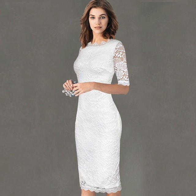 Casual Mother of Bride Dresses