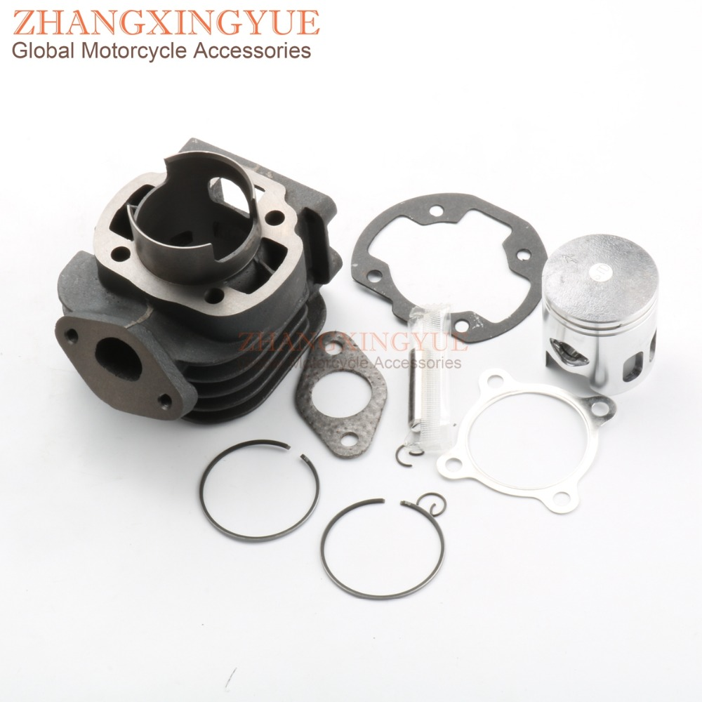 70cc 47mm Big Bore Cylinder for Yamaha BWS 50 Bump Ng Original 50cc 47mm 10mm
