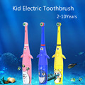 Children Kid Electric Toothbrush Kids Professional Oral Care Clean Training Toothbrush Baby Toothbrush Baby Care Accessories|Toothbrushes| |  -