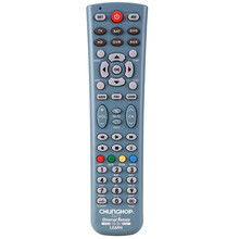 Kombinationsgerät Fernbedienung Lernen für TV SAT DVD CBL DVB T AUX Universal 3D SMART TV CE Chunghop E677 L677E L677