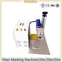 20w fiber laser marking machine laser marking machine metal fiber marking machine diy engraving machine free shipping