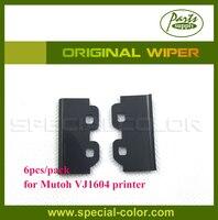 6 шт./упак. низкая цена DX5 на водной основе стеклоочиститель принтер для Mutoh VJ1604 wipper оригинальный