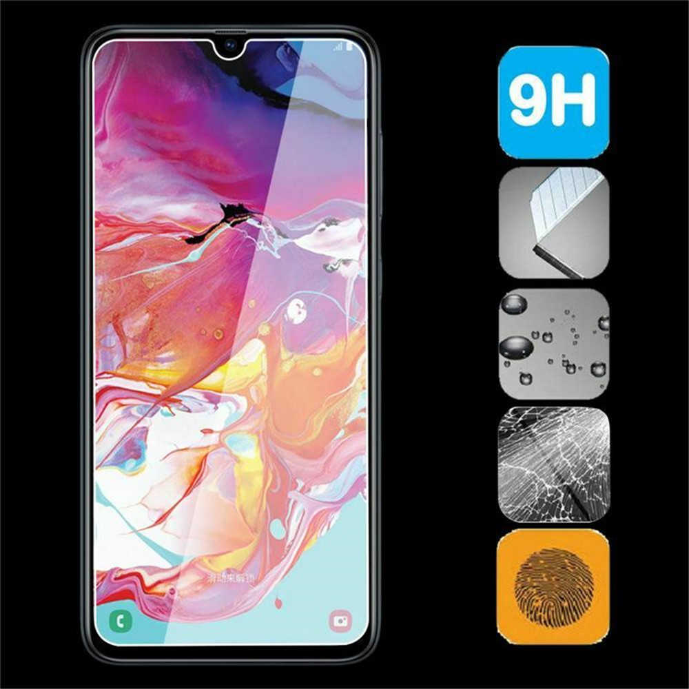 9H Protection Glass On The For Samsung Galaxy A 10 A20 E 30 40 S 50 60 70 A9 2018 J 4 A 2 Core Phone Screen Protector Glass Film